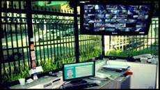Serviço de monitoramento cftv