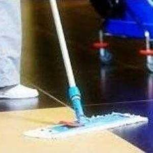 Terceirização de limpeza predial